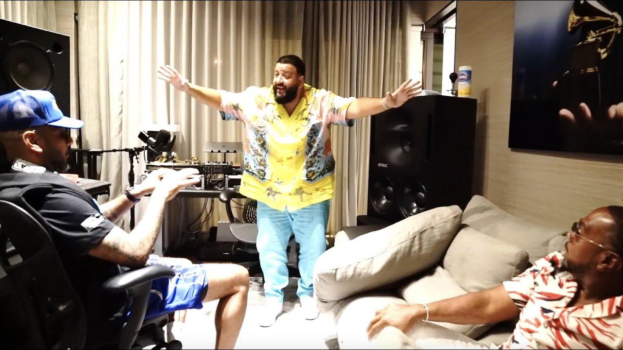 DJ Khaled ft. Justin Timberlake – JUST BE (Official Visualizer)