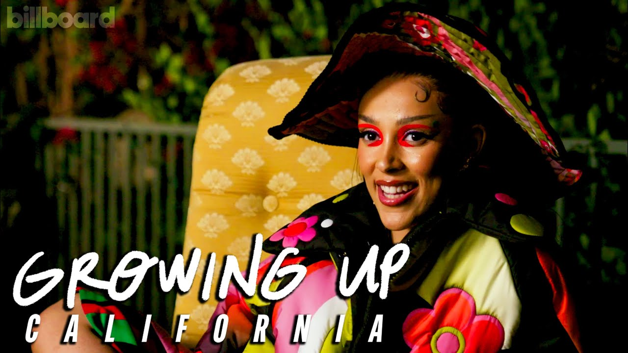 Doja Cat Talks Going From Drop Out to Viral Sensation on Growing Up: California