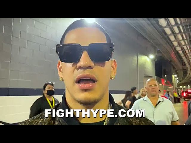 EDGAR BERLANGA REACTS TO CANELO STOPPING SAUNDERS & BREAKING FACE; TALKS FUTURE CLASH & PLANT