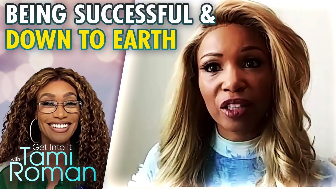 Elise Neal FULL Interview | Get Into It With Tami Roman