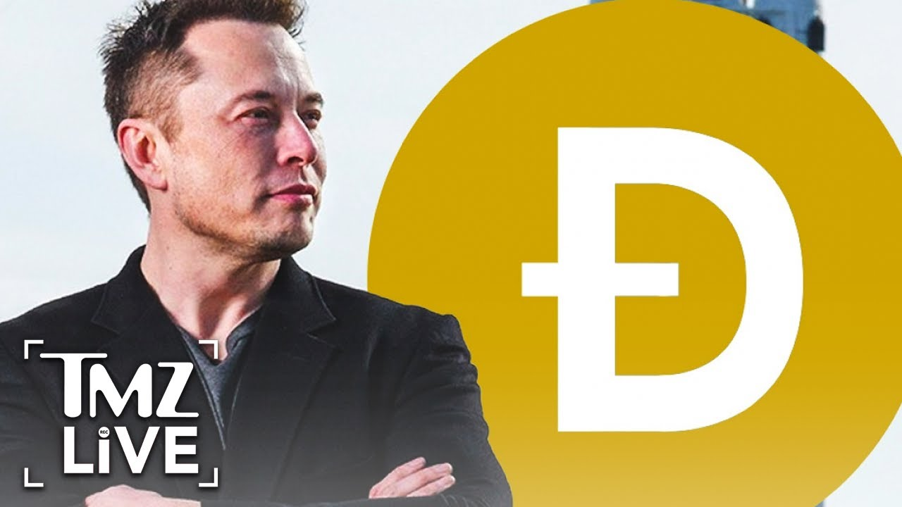 Elon Musk's Crypto Plan! | TMZ Live