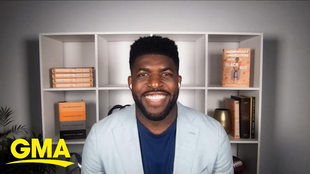 Emmanuel Acho on how to talk to your kids about race and racism