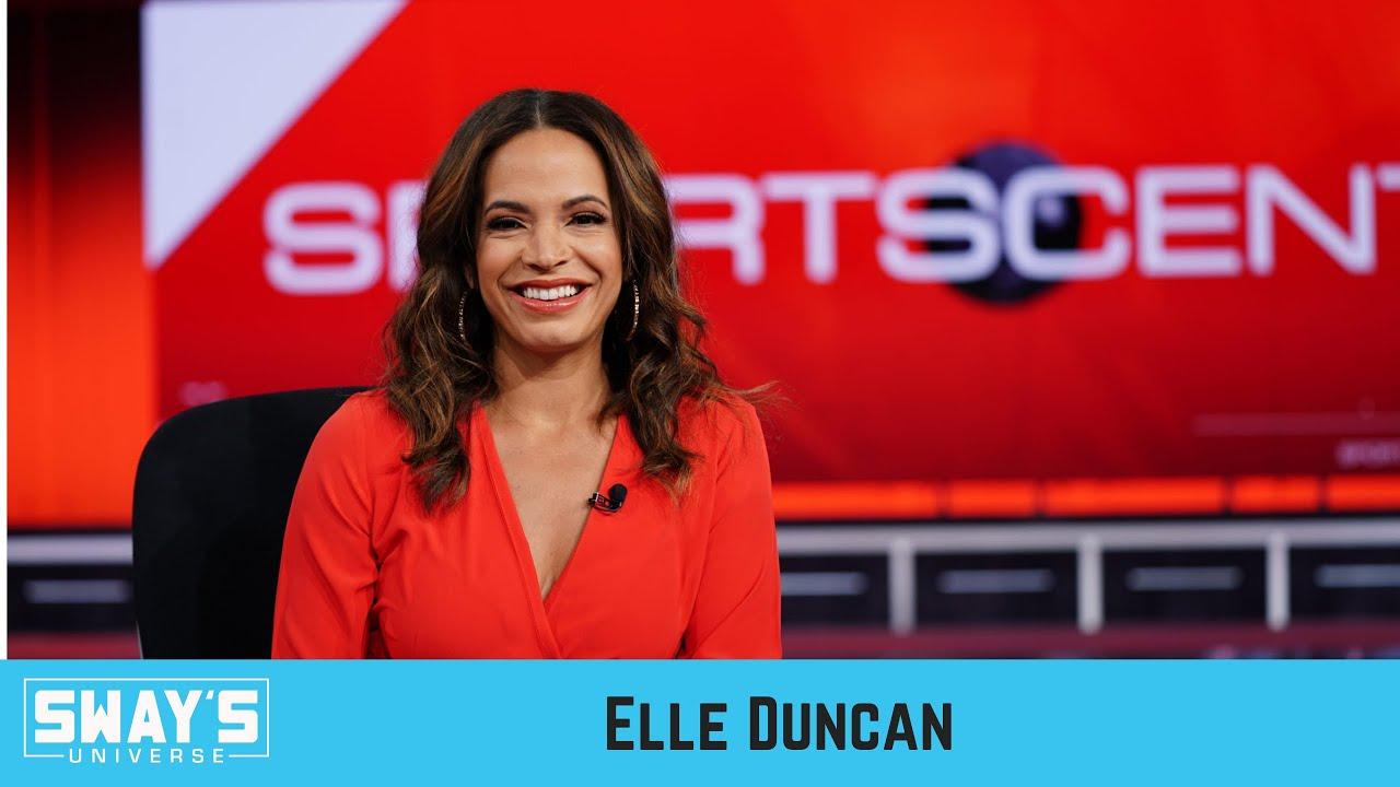 ESPN's Elle Duncan Talks Lloyd Pierce Getting Fired by The Hawks & Talks of Russell Wilson to Dallas