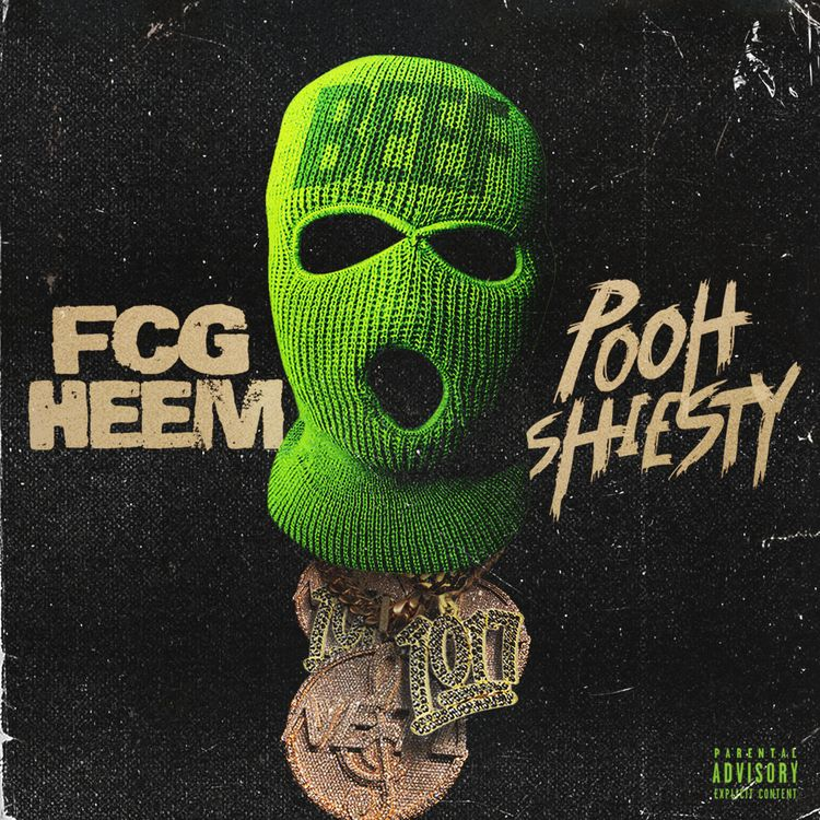 FCG Heem Feat. Pooh Shiesty – Beef [Audio]