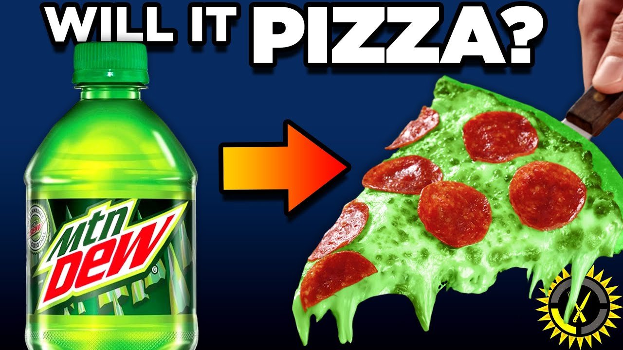 Food Theory: The Secret Recipe for Mountain Dew Pizza!