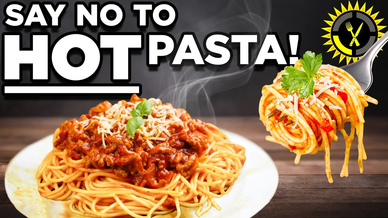 Food Theory: You're Eating Pasta WRONG!