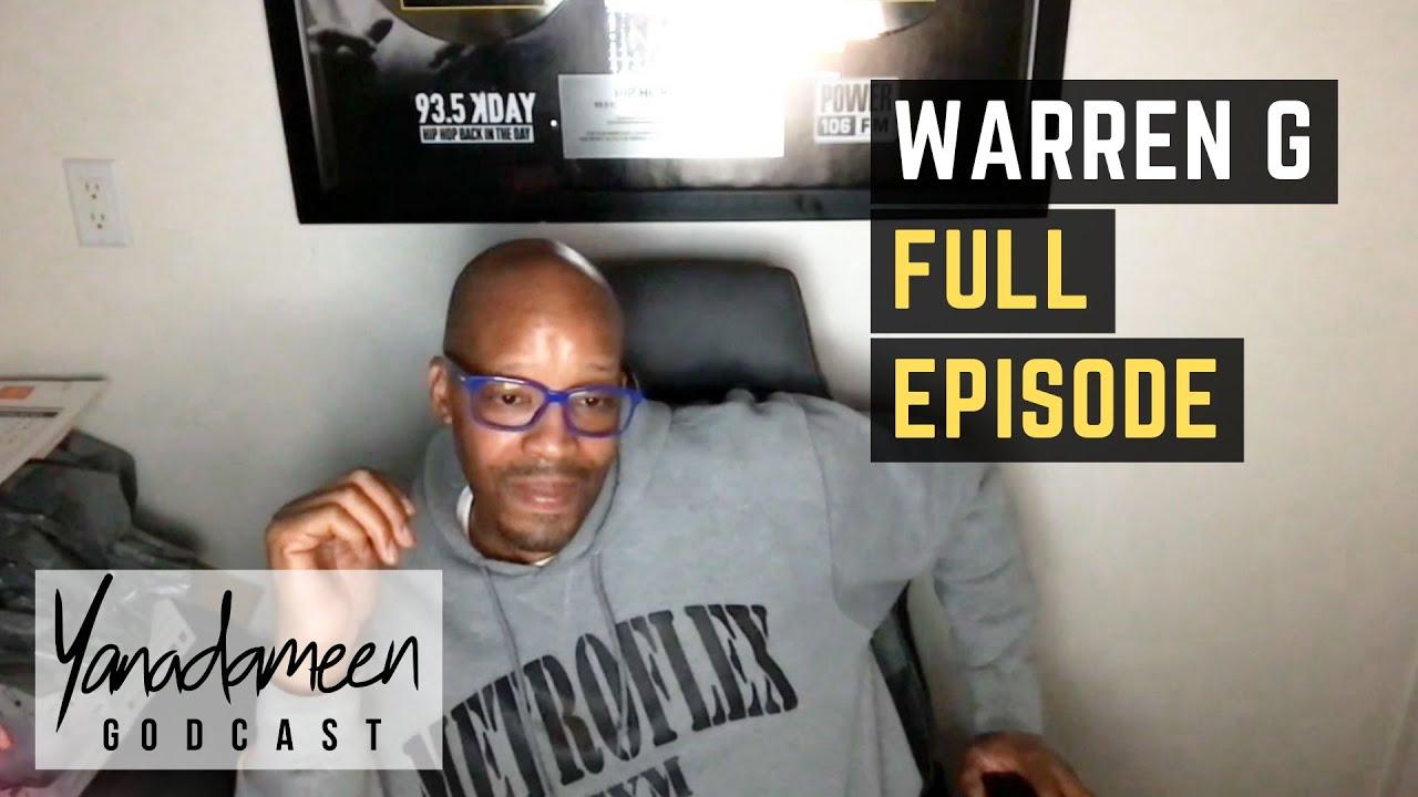 Godcast Episode 161: Warren G