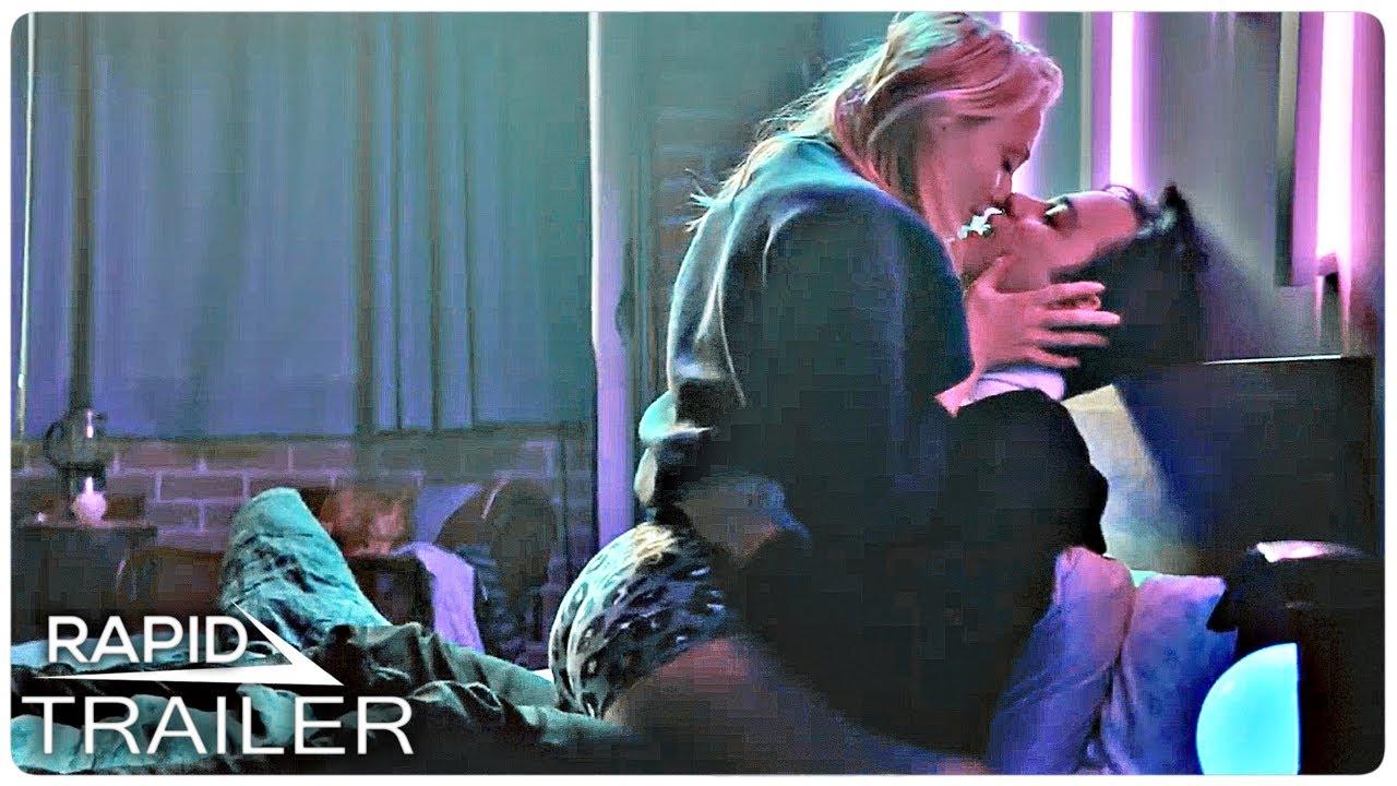 HEAVY Official Trailer (2021) Sophie Turner, Thriller Movie HD