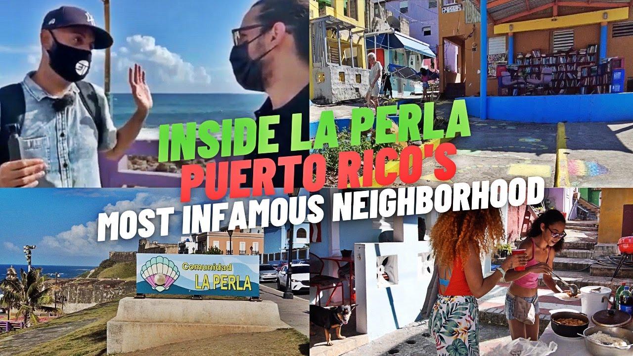 Inside La Perla – Puerto Rico's Most Infamous Neighborhood