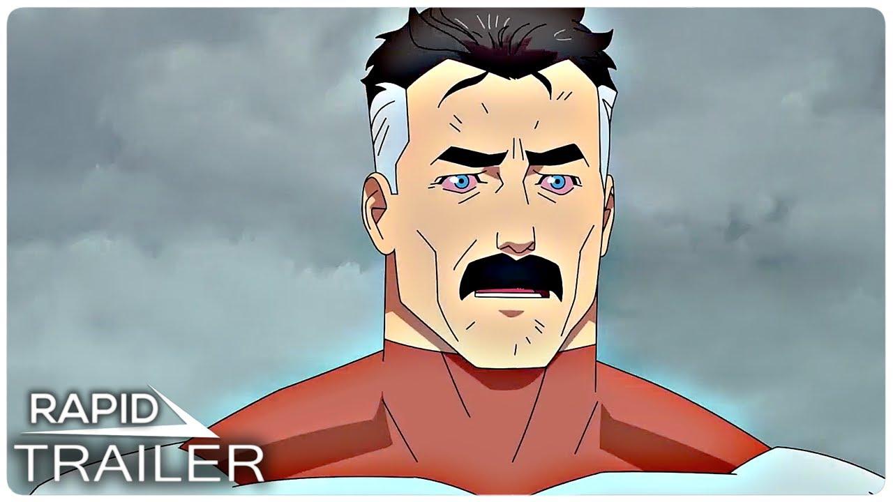 INVINCIBLE Official Trailer (2021) Superhero Series HD