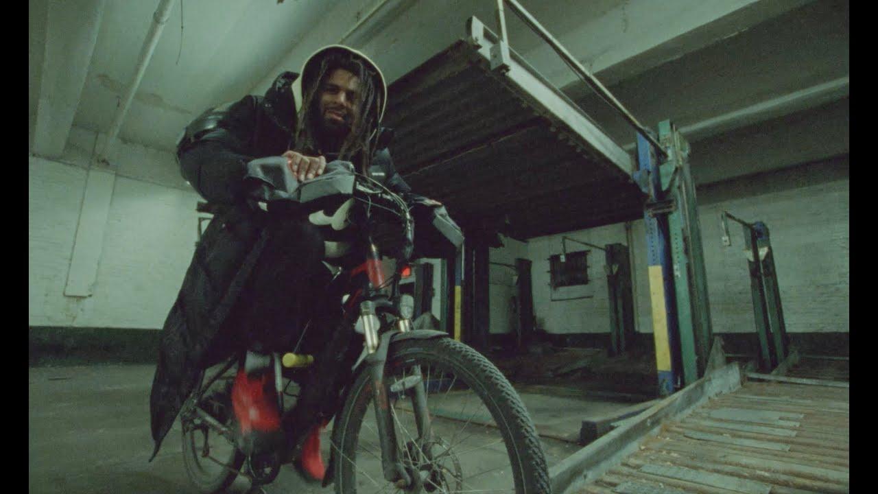 J. Cole – a p p l y i n g . p r e s s u r e (Official Music Video)