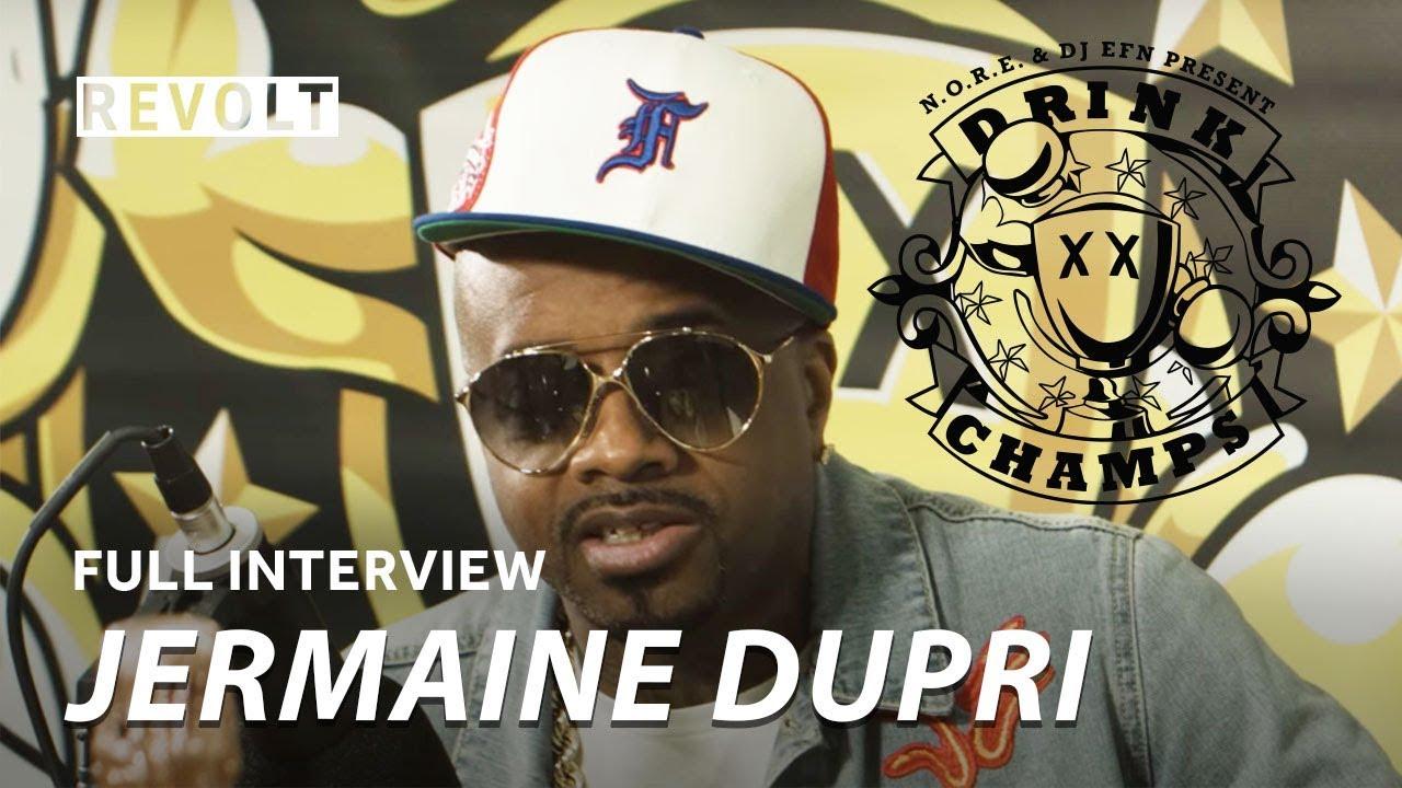 Jermaine Dupri   Drink Champs (Full Episode)
