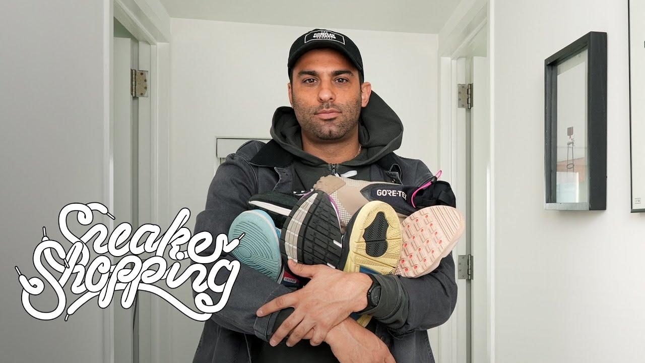 Joe La Puma Reveals His Current Sneaker Rotation