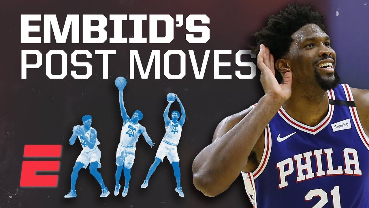 Joel Embiid's post dominance charted the path from 'The Process' to MVP candidate | Signature Shots