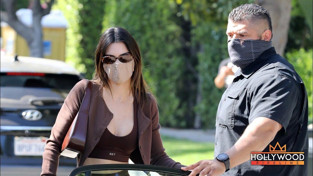 Kendall Jenner gets burly bodyguard after stalker incidents in Los Angeles