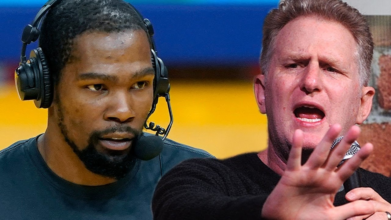 Kevin Durant Calls Michael Rapaport A Pasty B*tch, Makes Fun Of His Wife & Offers To Fight In DMs