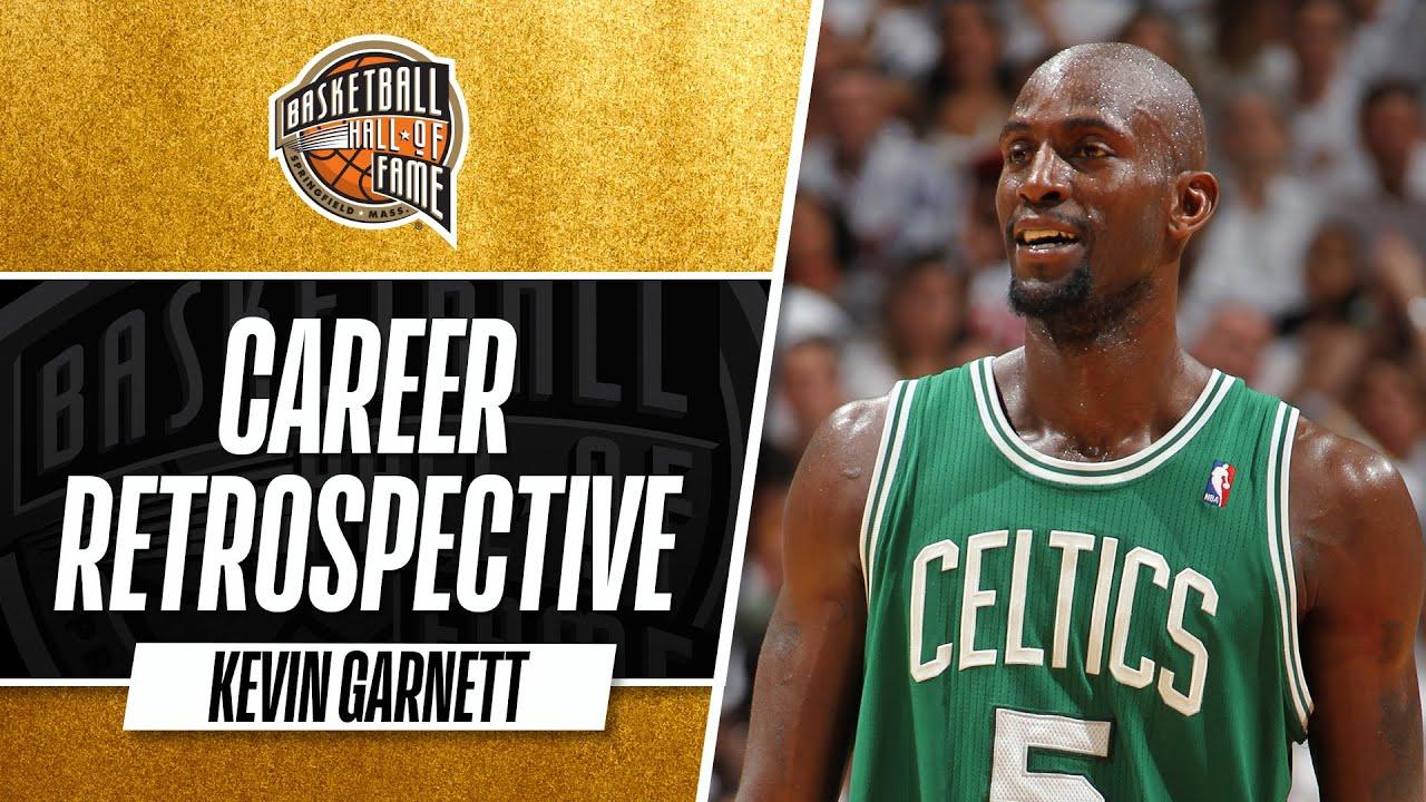 Kevin Garnett | Hall of Fame Career Retrospective