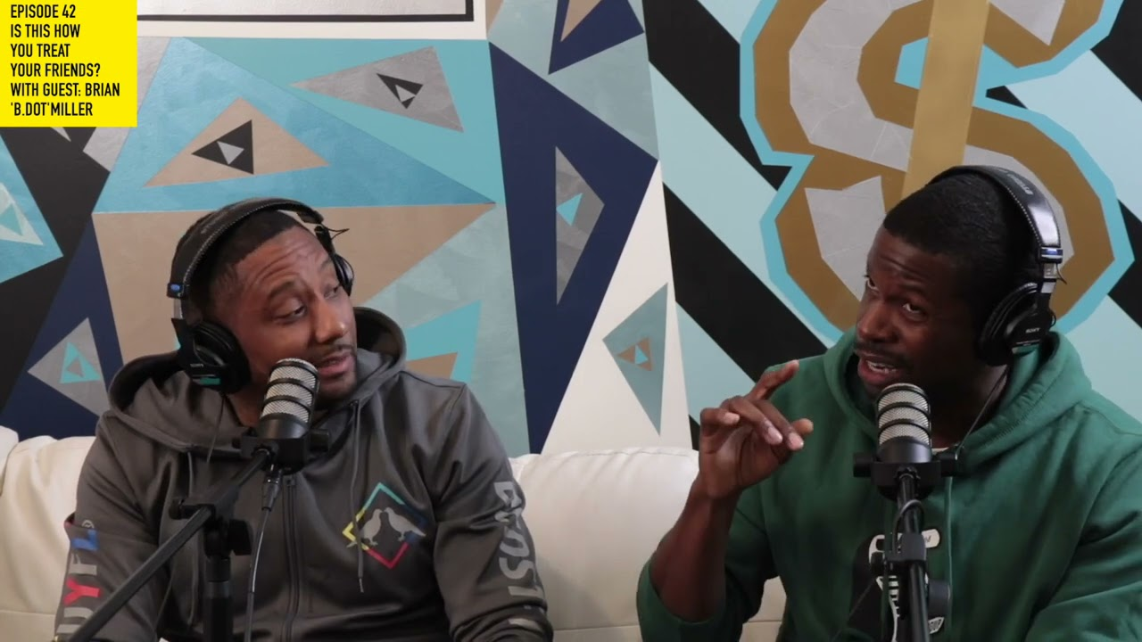 KITCHEN TALK – EP42 MAINO SITS JOURNALIST BRIAN B.DOT MILLER OF RAP RADAR, AND THINGS GO LEFT