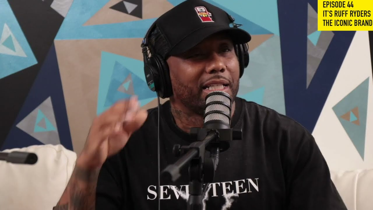 """KITCHEN TALK – EP44 MAINO WITH RUFF RYDER CO-FOUNDER DARRIN """"DEE"""" DEAN TO TALKING DMX, MASE, AND LOX"""