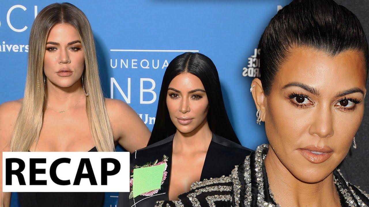 Kourtney Kardashian Reacts To Kim Kardashian Questioning Addison Rae Relationship – KUWTK Recap