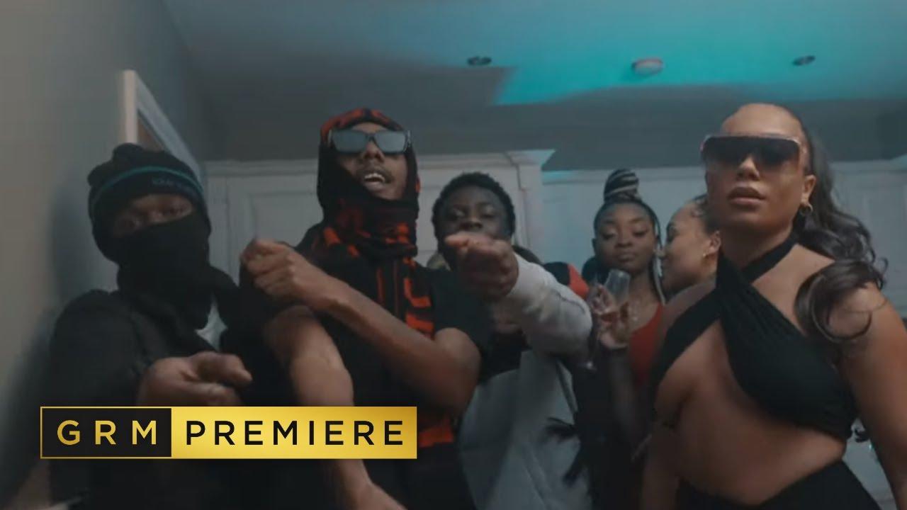 Larry Alabi – Drop Dat (Remix) (ft. Fizzler, Skengdo & KSav) [Music Video] | GRM Daily
