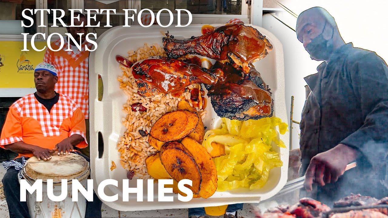LA's Only Garifuna Food Truck | Street Food Icons