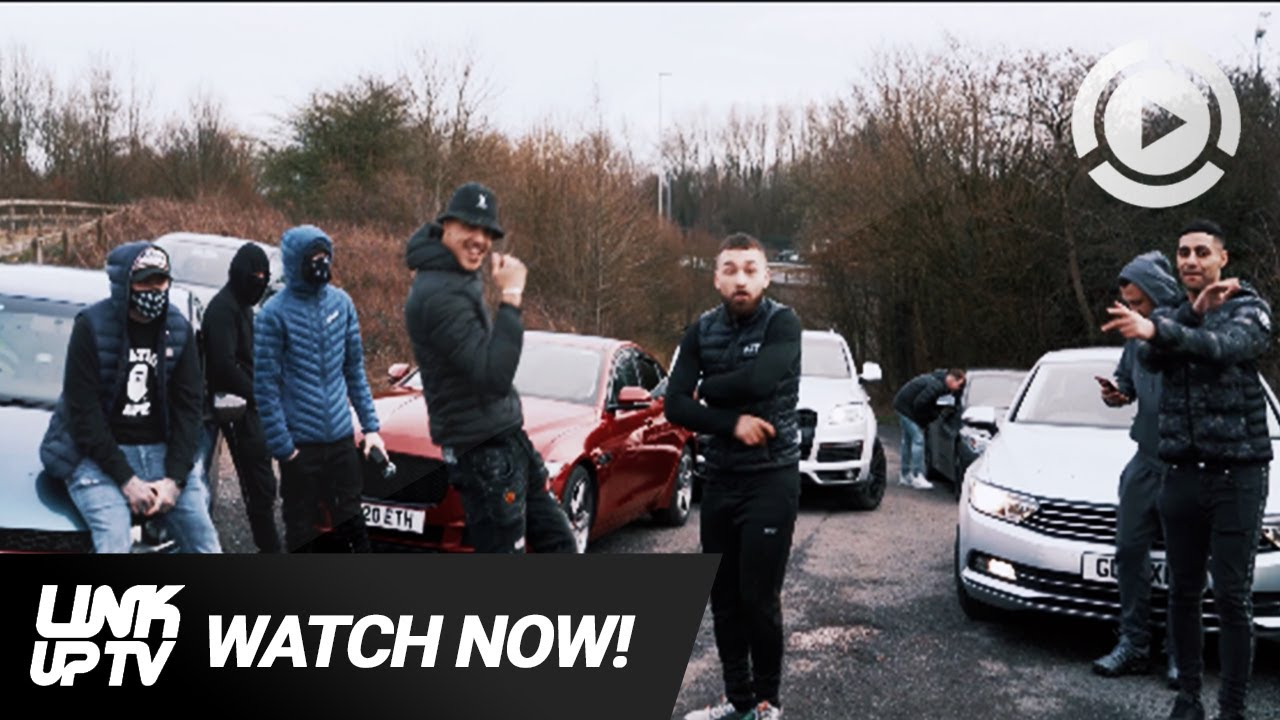 LB x Brkzc – Ride [Music Video] | Link Up TV