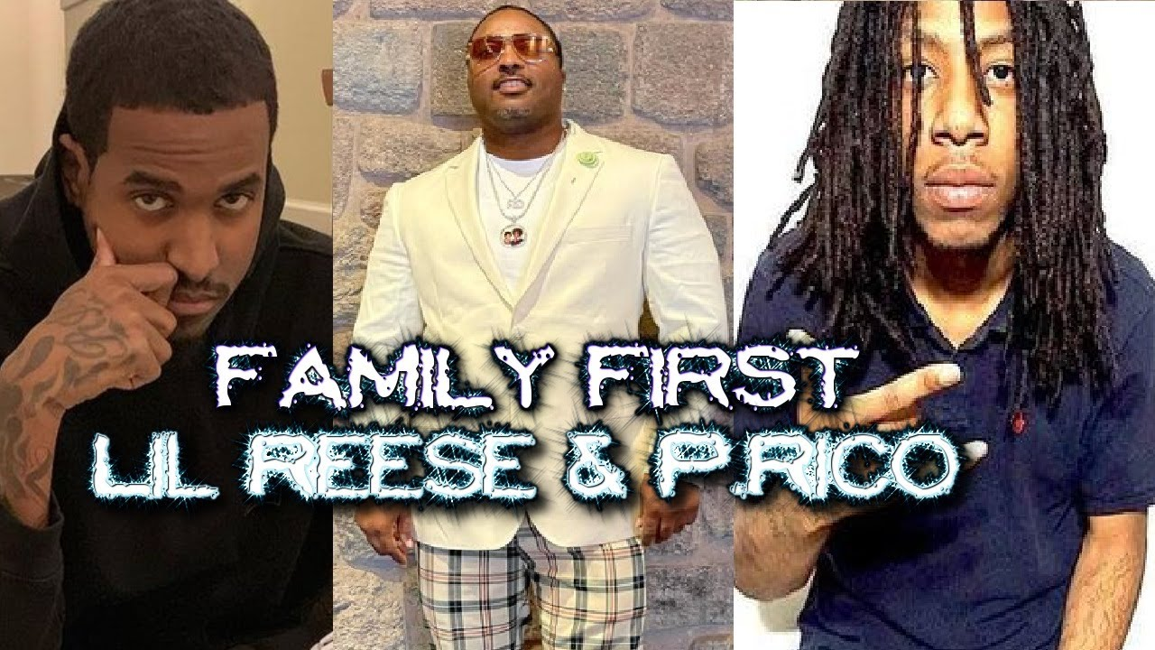 Lil Reese And P.Rico Are First Cousins on Jojo Capone Chicago Family