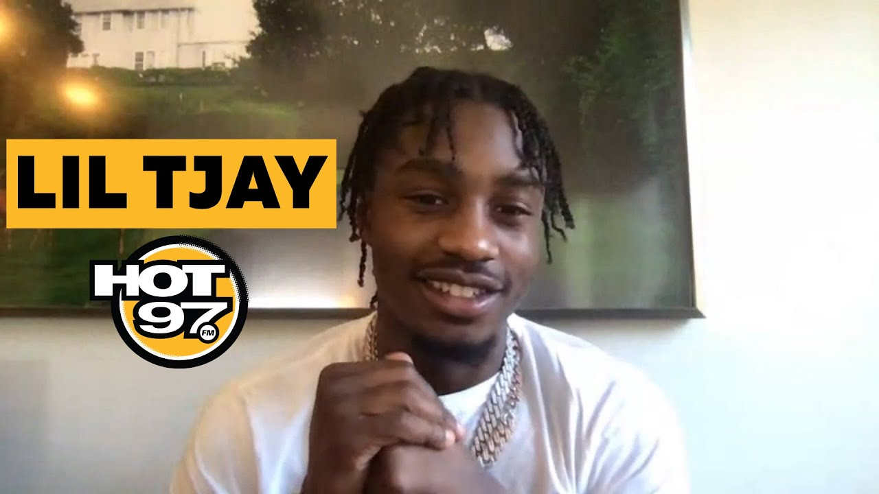 Lil Tjay On Pop Smoke, Mike Tyson, + Hate: 'I Feel That I'm The Greatest'