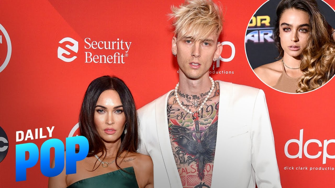 Machine Gun Kelly Accused of Cheating on Ex With Megan Fox | Daily Pop | E! News