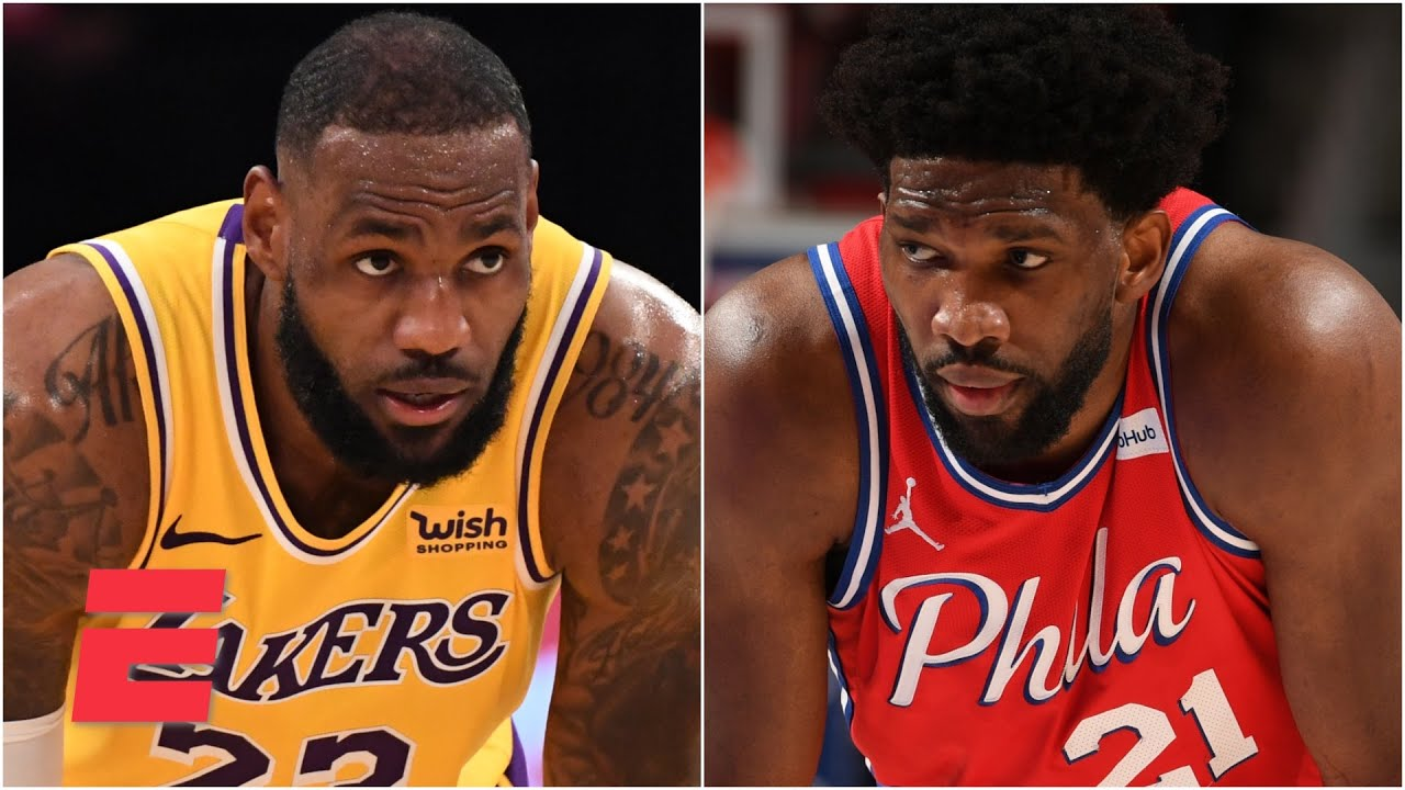 Making the case for Joel Embiid as MVP over LeBron James & Kevin Durant   Max Kellerman Show