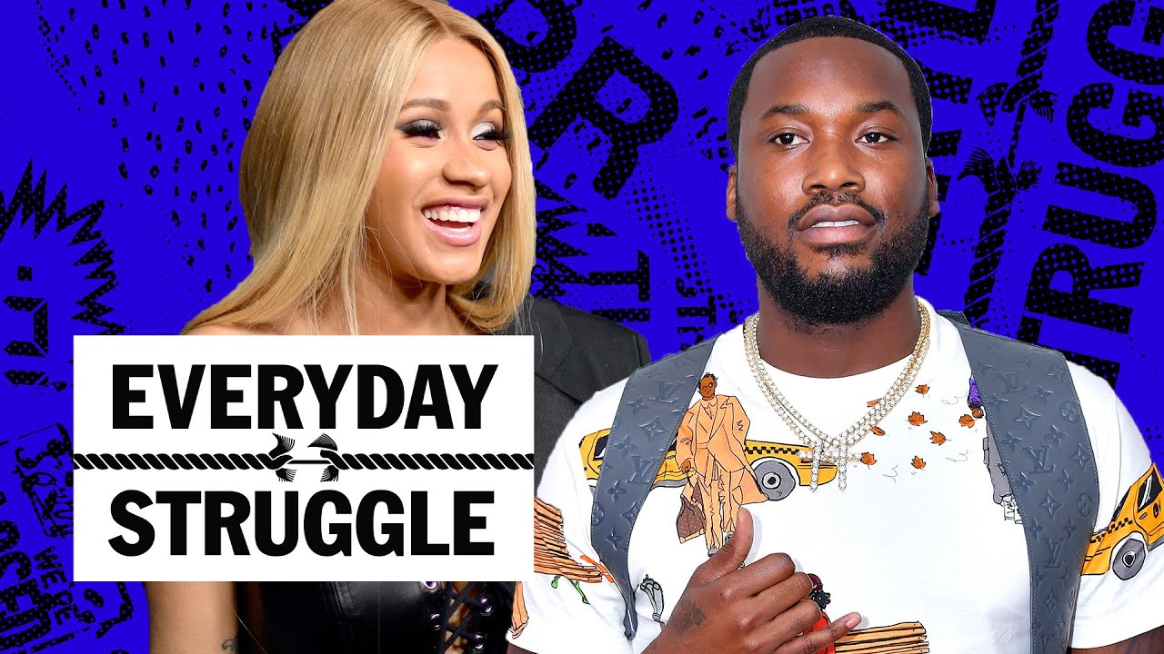 Meek Mill Gives Kids $20, Cardi Scared to Drop Music, Boosie Suing Facebook CEO | Everyday Struggle