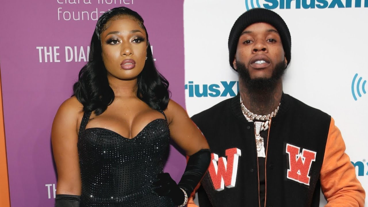 Meg Thee Stallion points out TORY LANEZ as her Shooter. She said she tried to protect him!