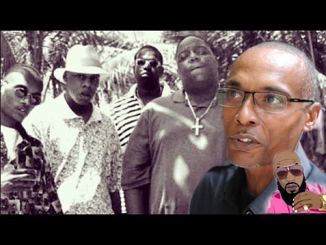 Mic Geronimo Talks Working With DMX, Black Rob SMOKE WITH IRV GOTTI
