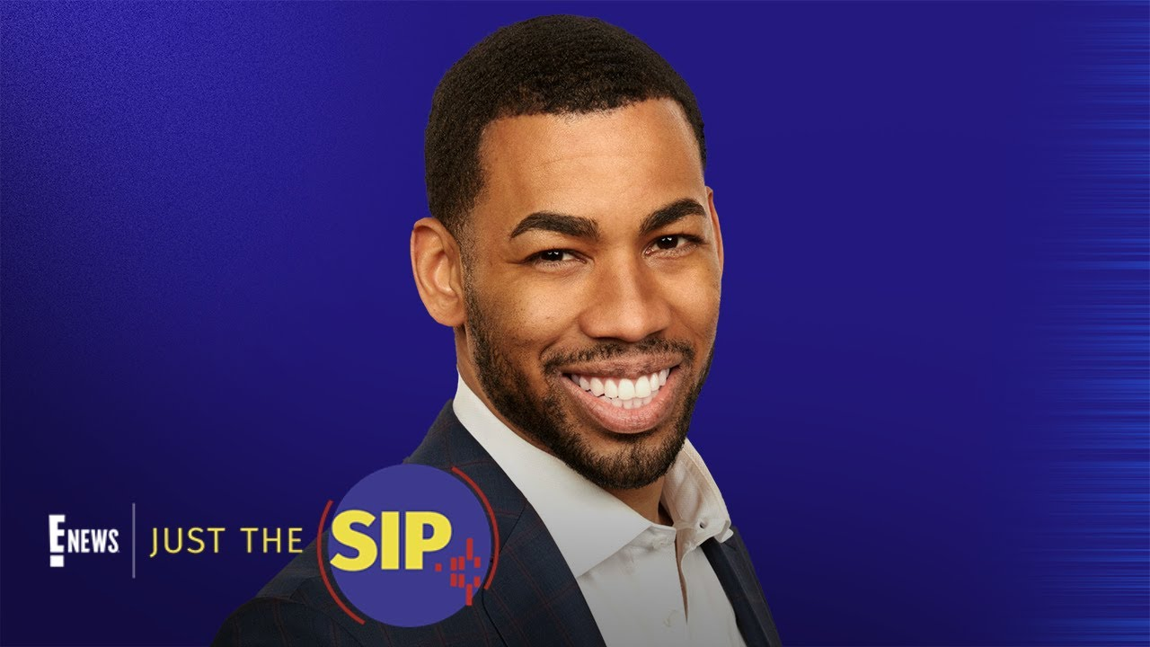 Mike Johnson Gets Raw About Sex and Dating | Just The Sip | E! News