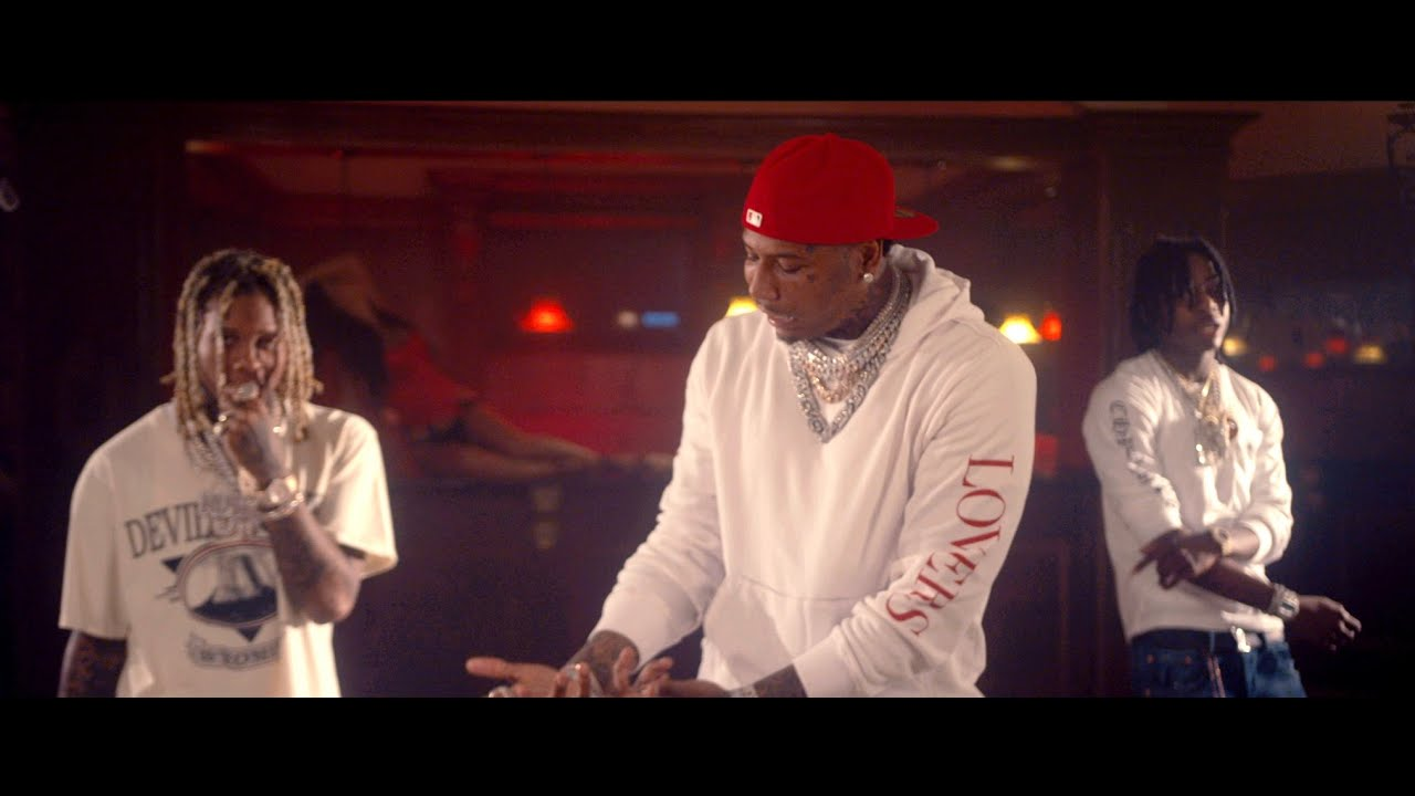 Moneybagg Yo – Free Promo (feat. Polo G & Lil Durk) (Official Video)