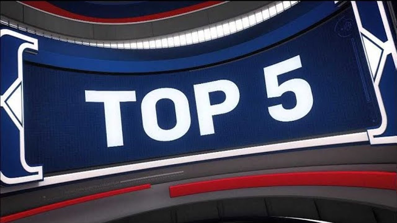 NBA Top 5 Plays Of The Night | May 19, 2021