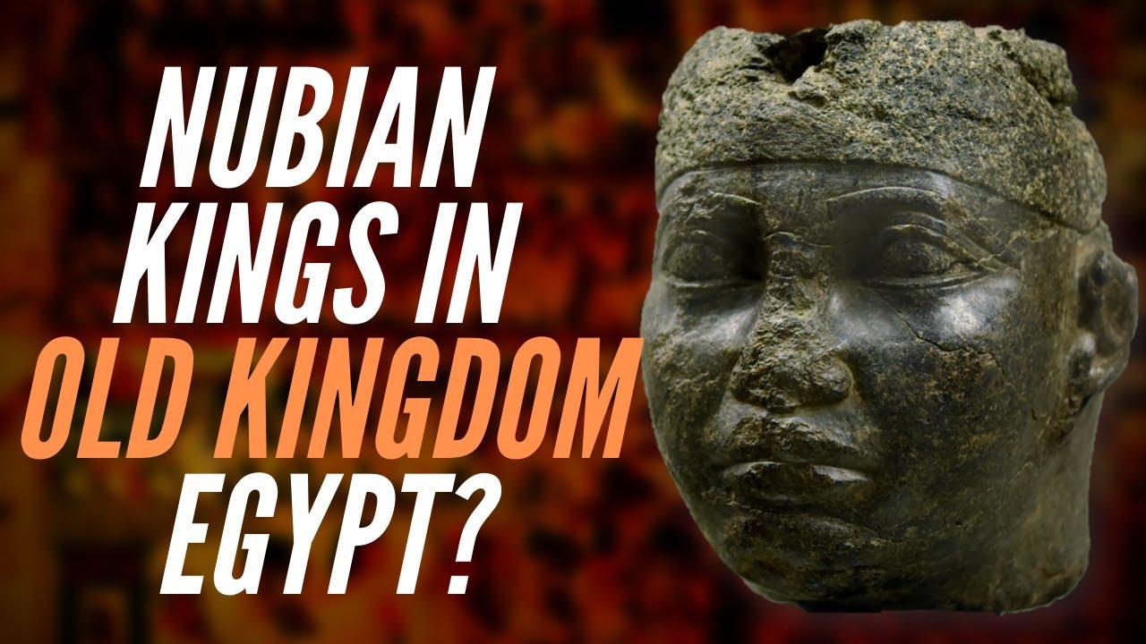 Nubian Kings In Old Kingdom Egypt?