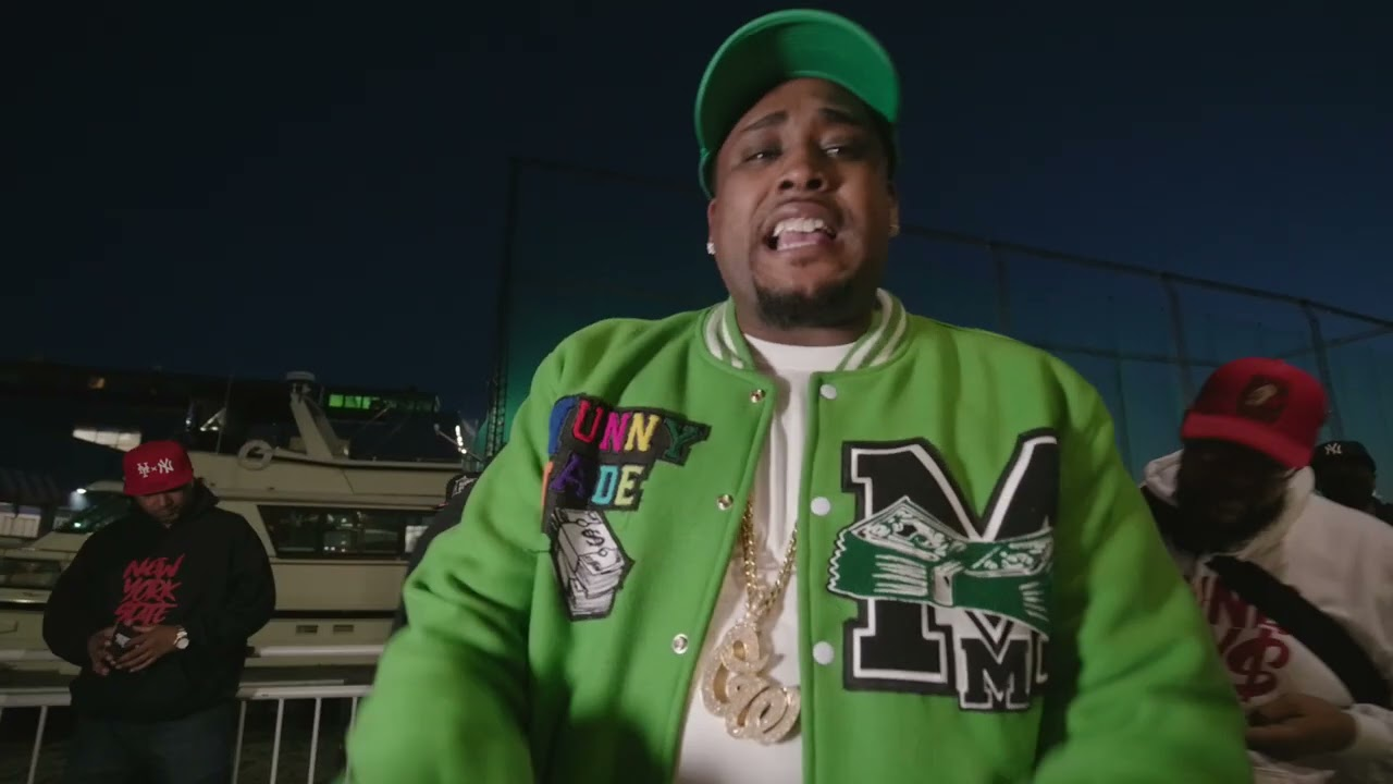 """OUN-P J-QUEST: """"NOW YA'LL HEAR US"""" DIRECTED BY SHAWN STATES"""