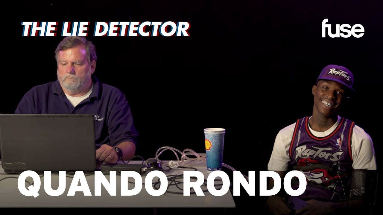 """Quando Rondo Takes A Lie Detector Test: Which is Better """"Life B4 Fame"""" or """"QPac""""? 