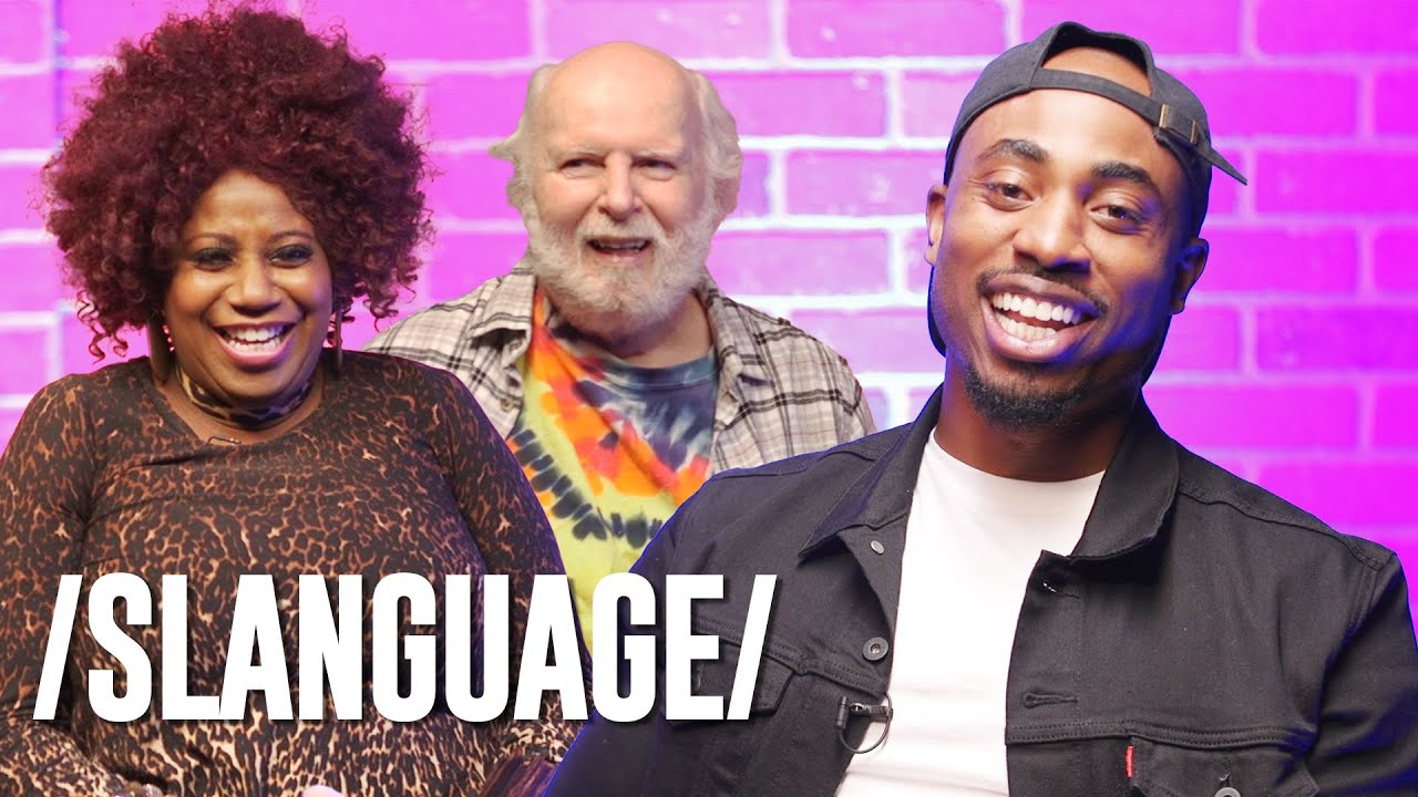Senior Citizens Guess Los Angeles Slang – Part 2 | /Slanguage/ | All Def