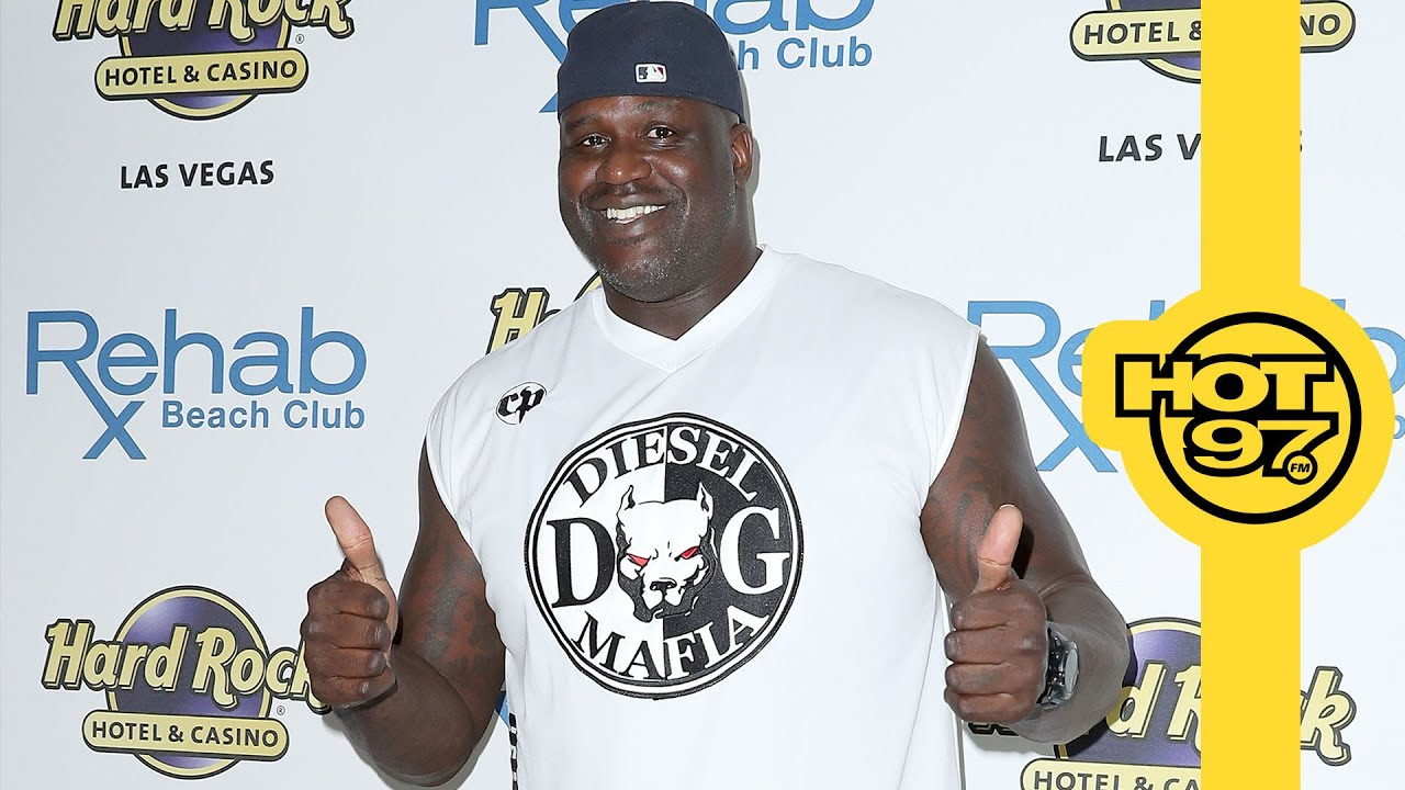 Shaq's Good Deed: What Would You Say If You Found Out Another Person Paid For Your Engagement Ring?