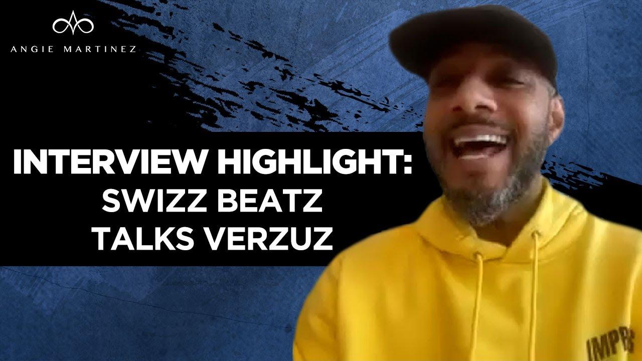 Swizz Beatz Shares Prediction For SWV vs. Xscape Tonight, Talks Verzuz On Triller