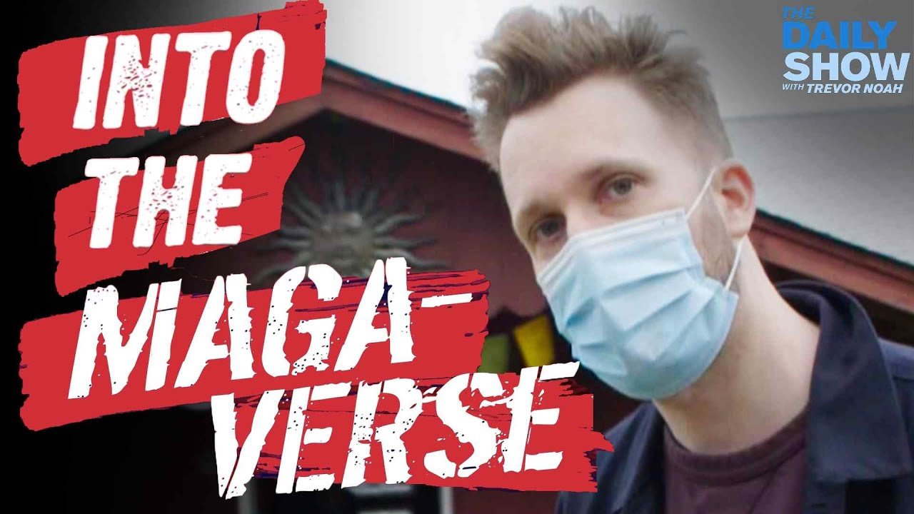 The Daily Show with Trevor Noah Presents: Jordan Klepper Fingers The Pulse – Into The MAGAverse