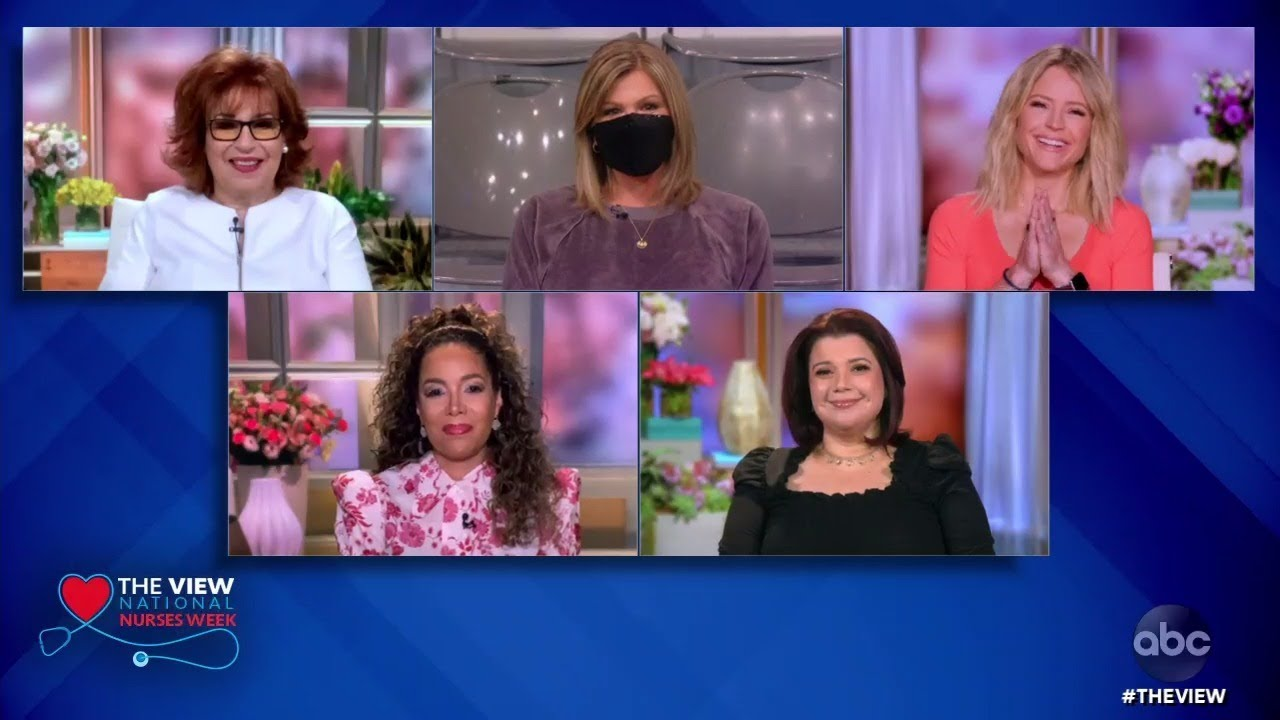 The View' Surprises Nurse Wendy for National Nurses Week | The View