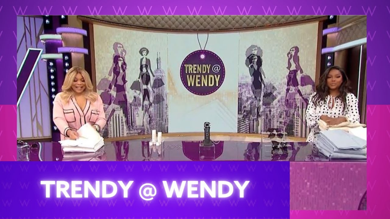 Trendy @ Wendy: May 3