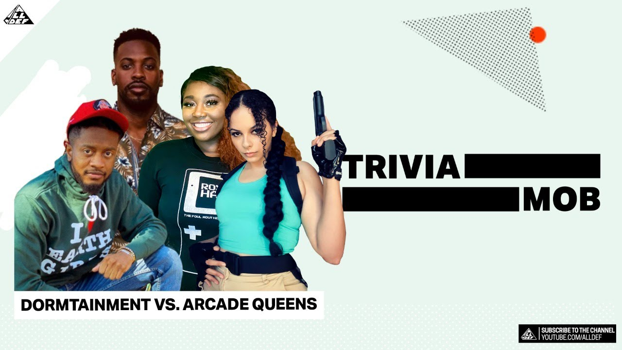 TriviaMob | Dormtainment vs Arcade Queens | All Def