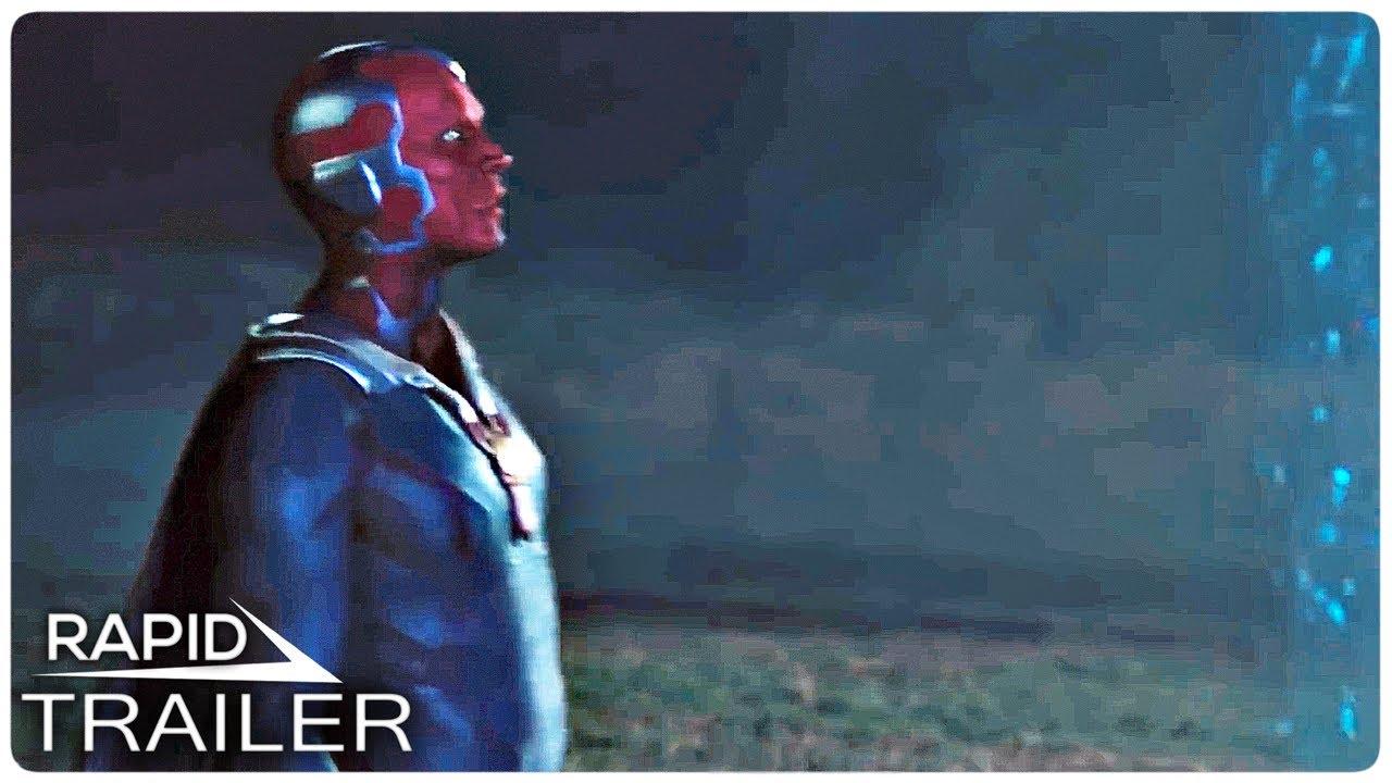WANDAVISION Mid-Season Trailer (2021) Marvel, Disney + Series HD
