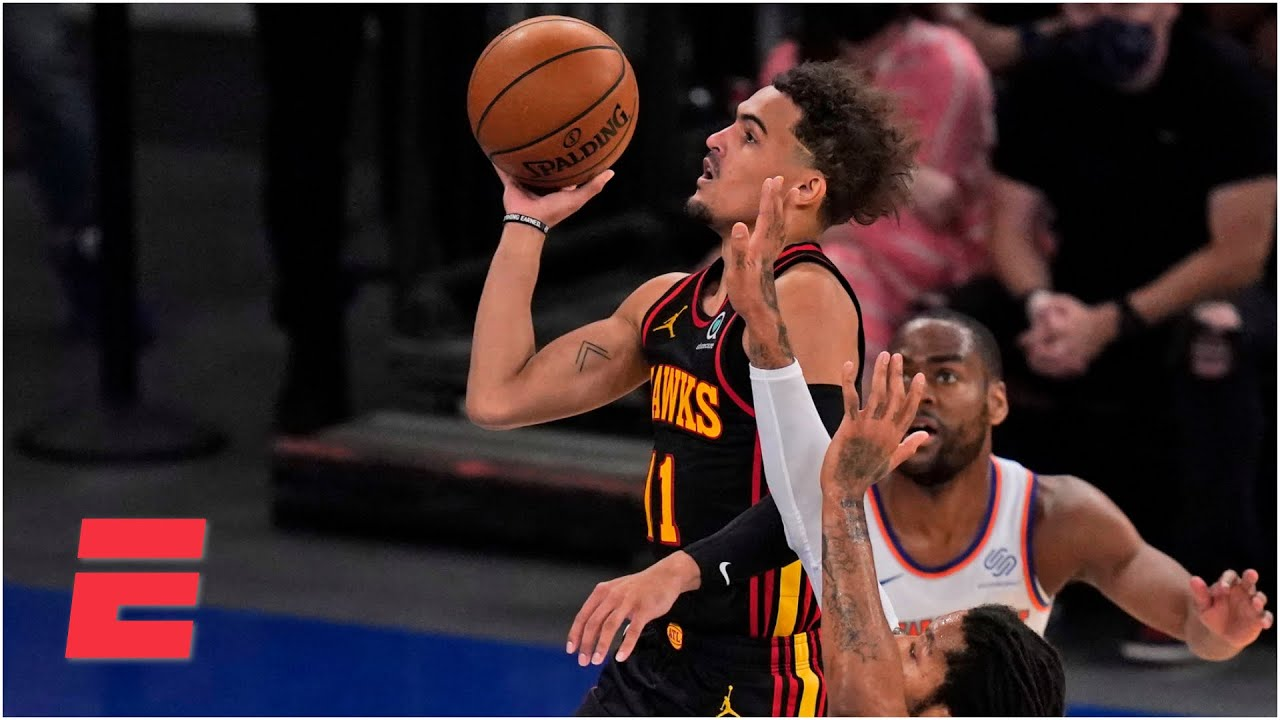 Who's to blame for the Knicks' failure to guard Trae Young in the their Game 1 loss? | KJZ