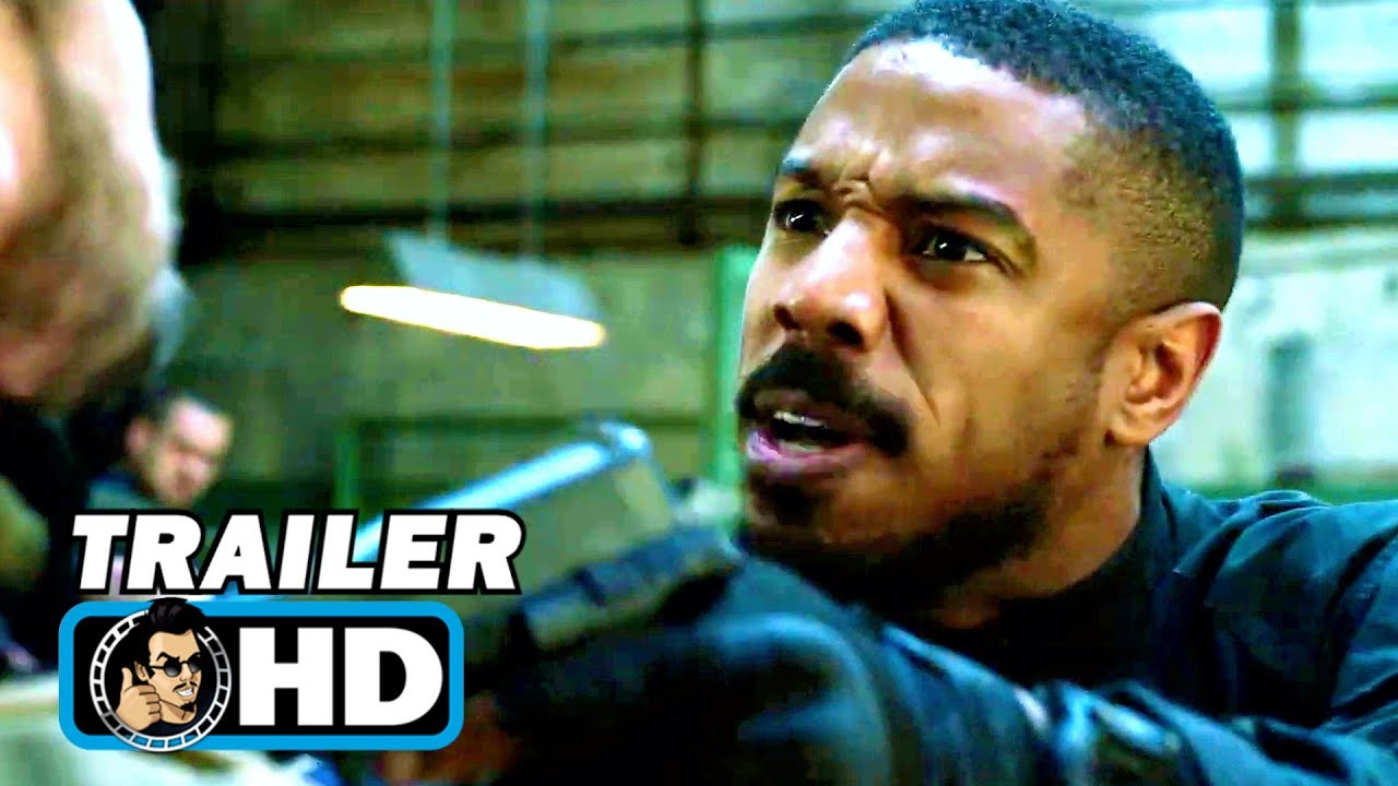 WITHOUT REMORSE Final Trailer (2021) Michael B. Jordan, Tom Clancy